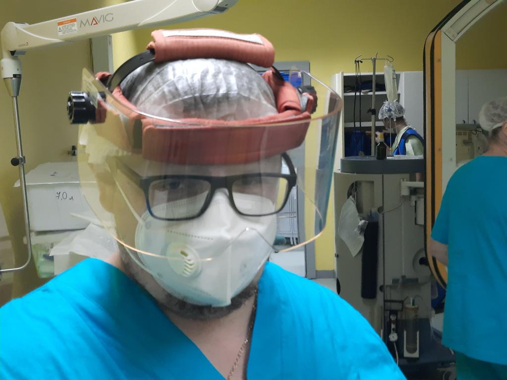 Имплантация биологического клапана